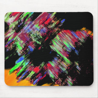 """cRYSTALIZED eNERGY"" Mouse Pad"