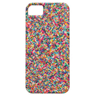 Crystallized Vivid Color Patterns iPhone 5 Cover