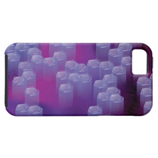 Crystals iPhone 5 Cases