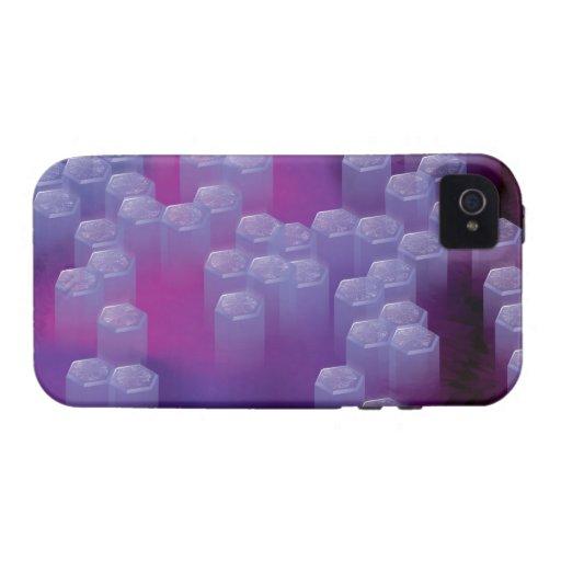 Crystals iPhone 4 Case
