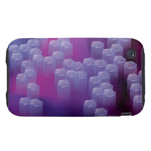 Crystals iPhone 3 Tough Covers