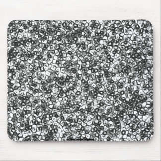 Crystals Mouse Pad