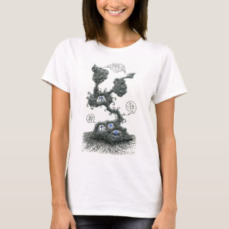 Crytozoological Being T-Shirt