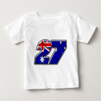 CS27flag T-shirts