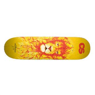 CS Lion Deck Skate Board Deck