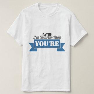 "CS ""Smarter than You're"" T-Shirt"