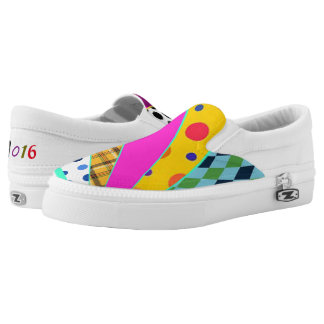 CS Tributes Slip On Shoes