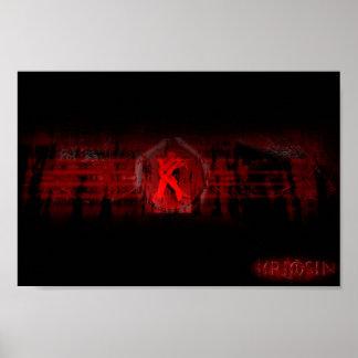CS X K POSTER