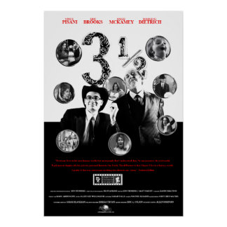 CSA 3 1/2 27X40 Movie Poster