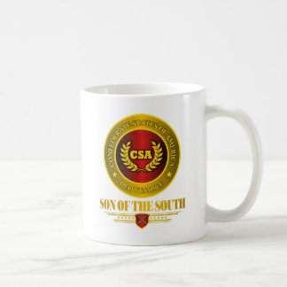 CSA -Son of the South Coffee Mug