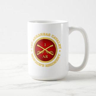 CSC -1st Arkansas Cavalry Coffee Mugs