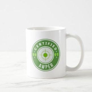 CSGO Certified Sniper Mug