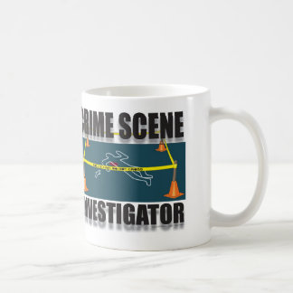 CSI COFFEE MUG