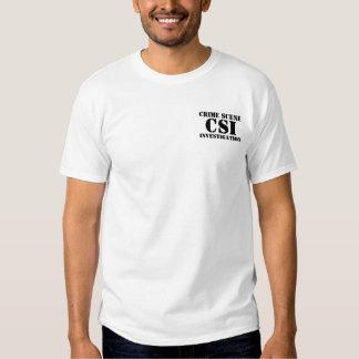 CSI/Forensics Shirts