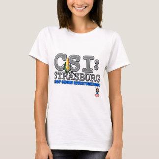 CSI Strasburg T-Shirt