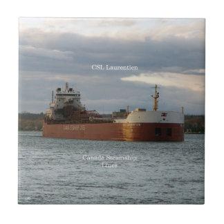 CSL Laurentien tile