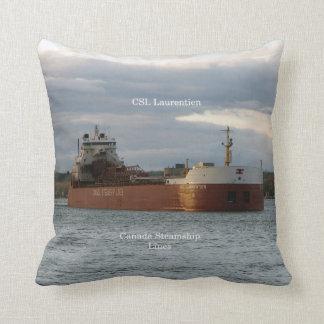 CSL Lurentien square pillow