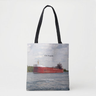 CSL Niagara Tote Bag
