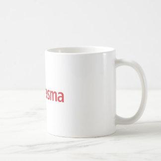 CSL Plasma white coffee mug