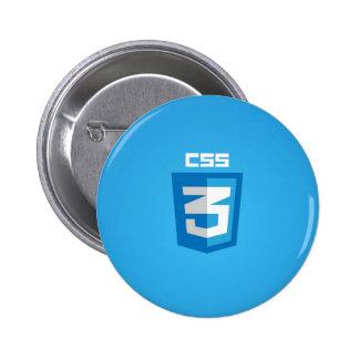 CSS3 6 CM ROUND BADGE