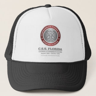 CSS Florida (SF) Trucker Hat