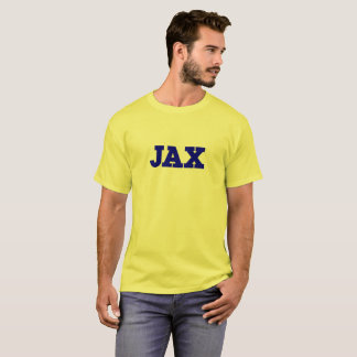 CSX Font JAX Jacksonville T-shirt