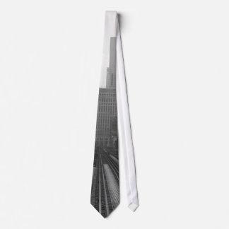 CTA  (Brown Line) Tie