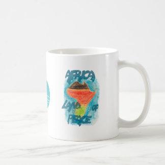CTC International - Africa Basic White Mug