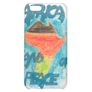 CTC International - Africa Case For iPhone 5C