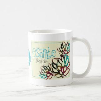 CTC International -  Asante Classic White Coffee Mug