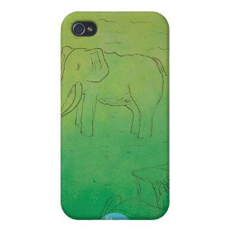 CTC International - Elephant Case For iPhone 4