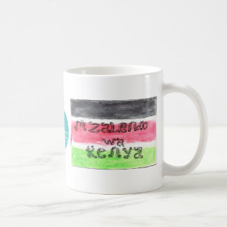 CTC International - Flag Basic White Mug