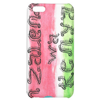 CTC International - Flag Case For iPhone 5C