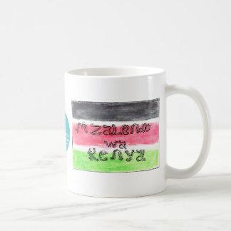 CTC International - Flag Classic White Coffee Mug