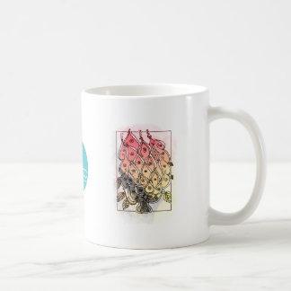 CTC International -  Flowers 2 Basic White Mug