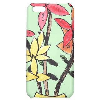 CTC International - Flowers iPhone 5C Covers