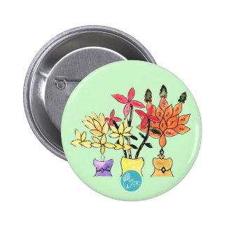 CTC International - Flowers Pins