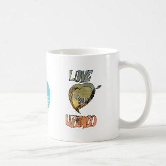 CTC International - Heart Basic White Mug