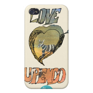 CTC International - Heart Cover For iPhone 4