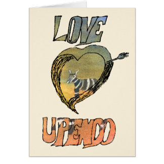 CTC International - Heart Greeting Card