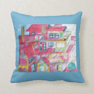 CTC International - Houses Cushion