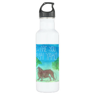 CTC International - How Are You 710 Ml Water Bottle