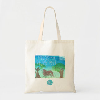 CTC International - How Are You Canvas Bags