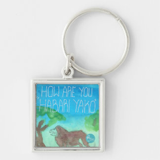 CTC International - How Are You Key Ring