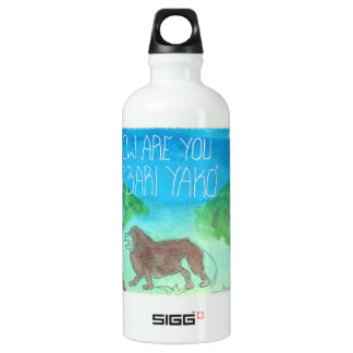 CTC International - How Are You SIGG Traveller 0.6L Water Bottle
