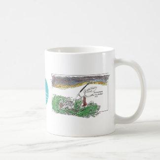 CTC International - Hunt Basic White Mug