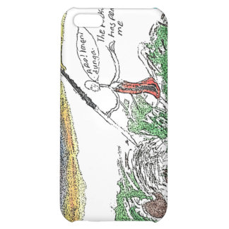 CTC International - Hunt Case For iPhone 5C