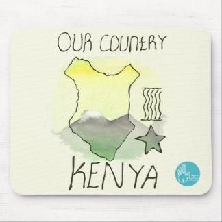 CTC International - Kenya Mouse Pad