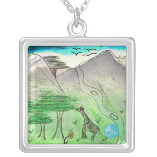 CTC International - Landscape Custom Necklace