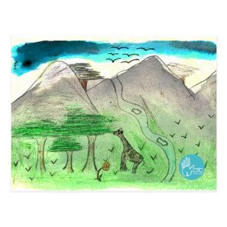 CTC International - Landscape Postcard